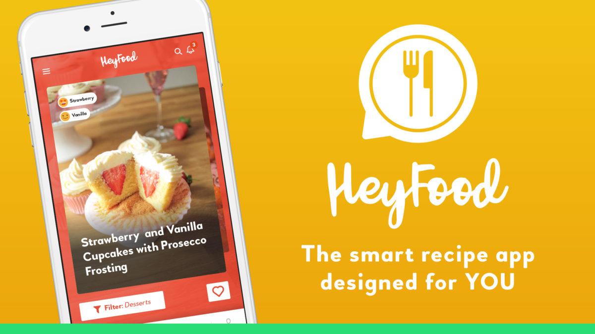HeyFood on Kickstarter